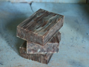 Amy Warden's Wood Grain Soap