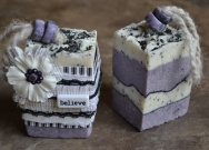 Great Cakes Soap Challenge Club Rustic Design Challenge